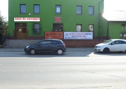 lokal na wynajem - Zawadzkie